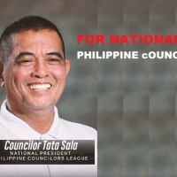 Councilor Jose Nelson Z. Sala Sr. For PCL National President