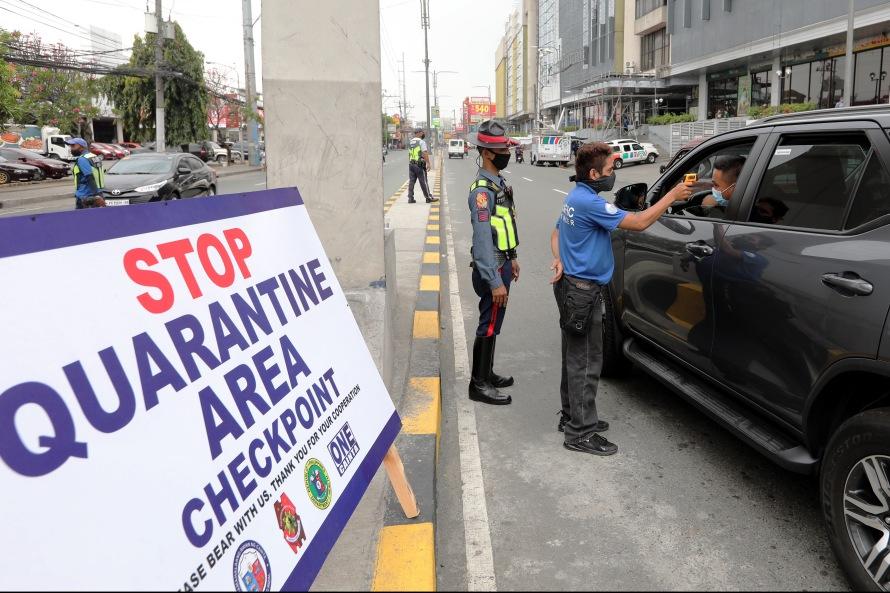 cainta-checkpoint