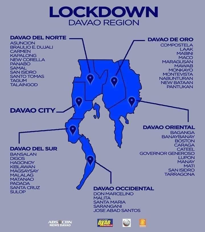 davao region lockdown