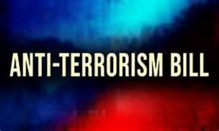 anti-terrorism bill
