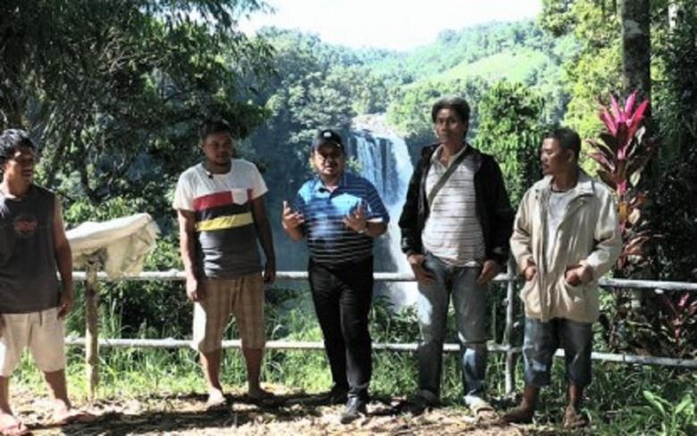 lumunsuan falls