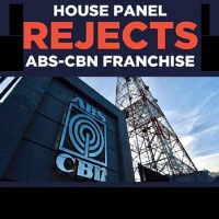 HOUSE PANEL SHOOTS DOWN ABS-CBN FRANCHISE RENEWAL
