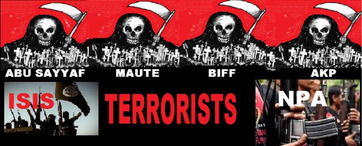 mindanao terrorists