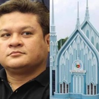ROQUE SHOOTS DOWN PULONG HAND IN LOBBY VS. ABS-CBN