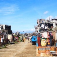 DUTERTE: MARAWI TO BE RESTORED TO FORMER GLORY