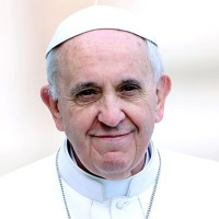 Pope Francis supporting  same-sex marriage