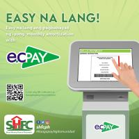 SHFC NEWS: EASY TO PAY  THROUGH ECPay