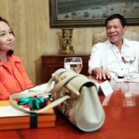 Duterte appoints ex-president GMA as adviser for Clark
