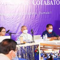MinDA, partners convene to address Central Mindanao flooding