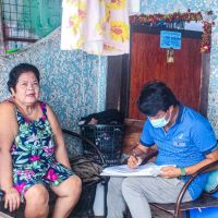 SHFC CONDUCTS SURVEY FOR CABUYAO, LAGUNA RESIDENTS AFFECTED BY A GOV'T PROJECT