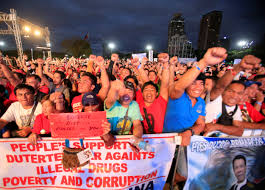 Phillipines Policemen Falsify Evidence in Duterte's War on Drugs: Human  Rights Watch