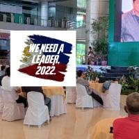 ALVAREZ ON 2022 ELECTION: WE NEED A LEADER, TUNAY NA LEADER AT HINDI PRETENDER