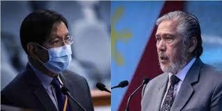 Invite Joma Sison to Senate red-tagging probe? Lacson, Sotto will look into  it