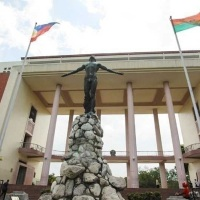 UP DENIES UNIVERSITY INFILTRATED BY COMMUNISTS