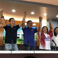 DUTERTE WANTS MAKABAYAN BLOC KICKED OUT OF CONGRESS