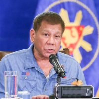 DUTERTE WANTS FILIPINOS TO DECIDE ON VFA