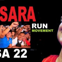 "INDAY SARA TO SUPPORTERS: Stop ""Run, Sara, Run!"""