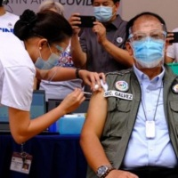 PALACE: First day of PH Covid-19 vax rollout very successful