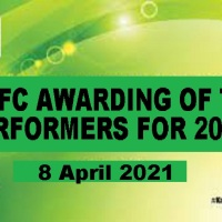 SHFC Awarding of Top Performers for 2020