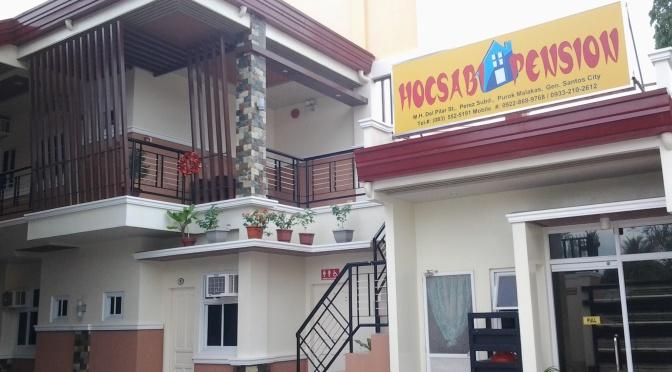 Hocsabi Pension House – GenSan