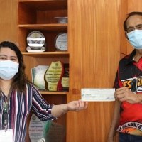 STO. TOMAS MAYOR ERNESTO EVANGELISTA strengthens battle vs. Panama Disease
