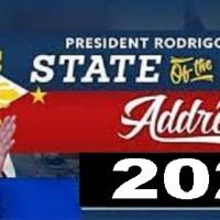 PRESIDENT DUTERTE State Of The Nation Address (SONA) 2021