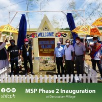 SHFC: 120 displaced Maranao families relocated to Marawi Shelter Project Phase 2