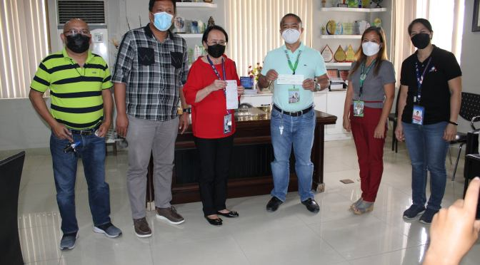 DAVAO DEL NORTE: Dayaday releases P9.8 million livelihood support to 1,970 beneficiaries