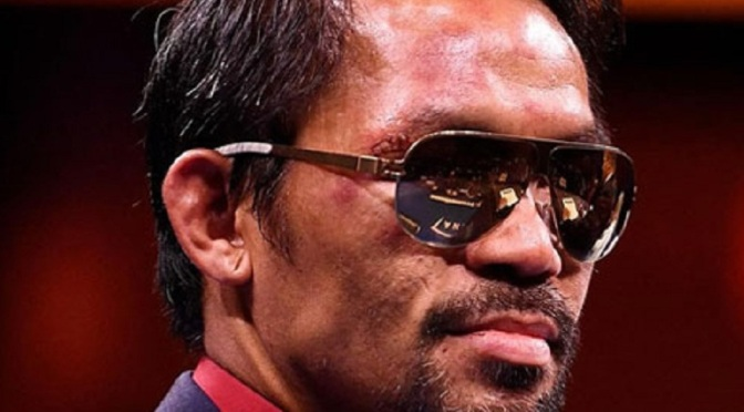 PACQUIAO TO BONGBONG MARCOS: Return ill-gotten wealth, apologize to Filipinos