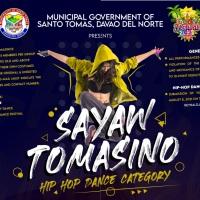 """DAVAO DEL NORTE: Sto. Tomas GAANI FESTIVAL """"Sayaw Tomasino Dance Festival"""""""