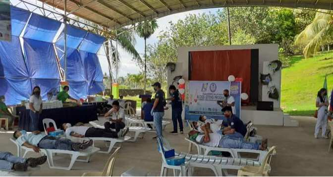 NORDECO holds twin blood letting events