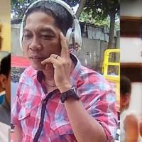 RIP. Davao media members Edgar Delvo, Phil Peralta, Pepe Bucao