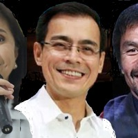 FEARLESS FORECAST: Pacquiao, Robredo, Moreno joining forces vs. Duterte bets