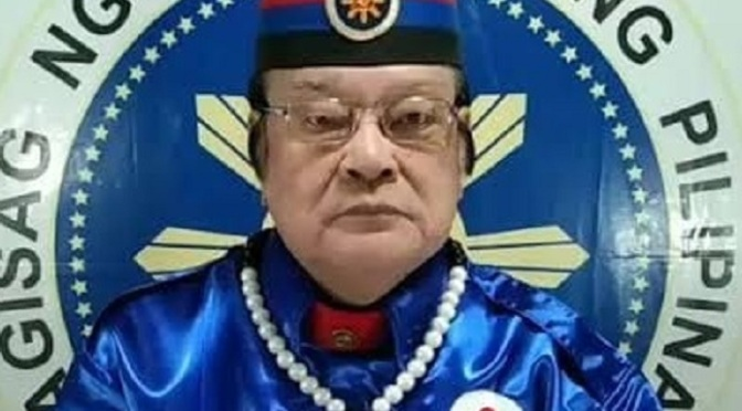 IS MINDANISIA 'PRESIDENT' ELY PAMATONG running in 2022 for president of the Philippines?